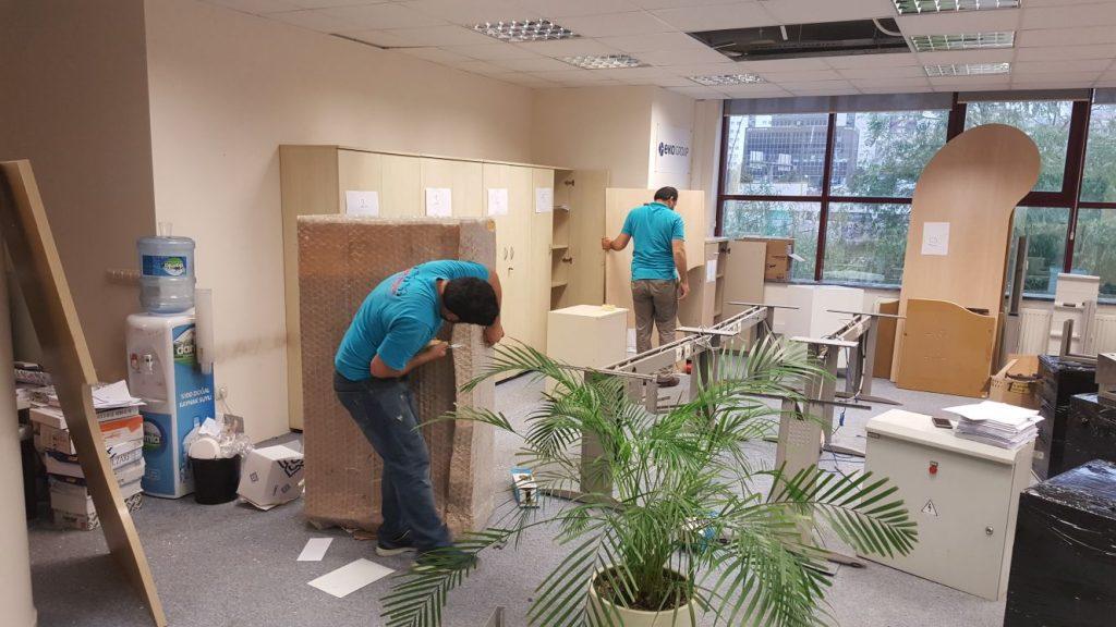 ofis taşımacılığı ambalajlama